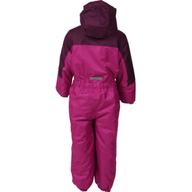 Color Kids Kazor Padded Coverall Kids, berry